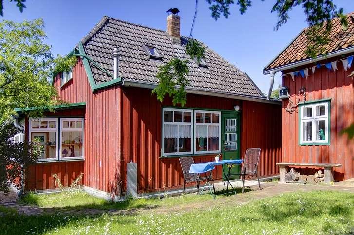 Altes Fischerhus