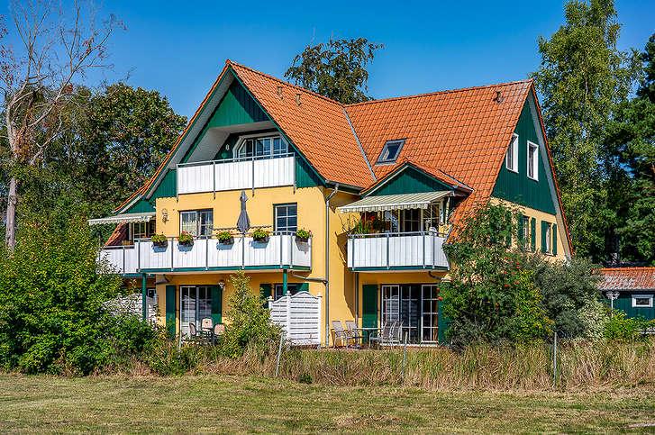 Haus auf dem Reff